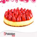 Strawberry Cheese Cake 3lbs