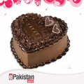 Heart shaped Cake Delite